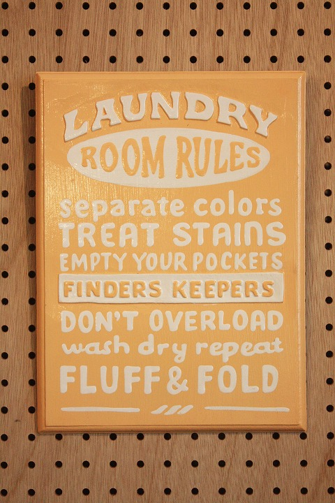 Rules Laundry C
