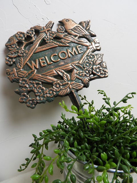 ガーデンスティックE welcome (ガーデニング/ガーデンピック)
