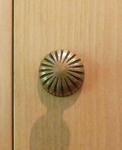 真鍮 バルンつまみ/STN145