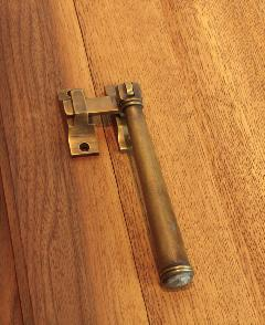 真鍮 錠前・ドアロック/SKYJBL884