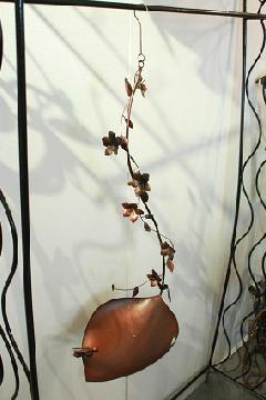 アイアン 雑貨・置物/ハンギングディスプレイ 【アジアン雑貨】【バリ雑貨】