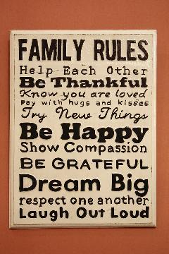 Rules Family B