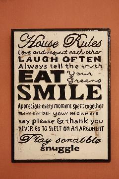 Rules House B