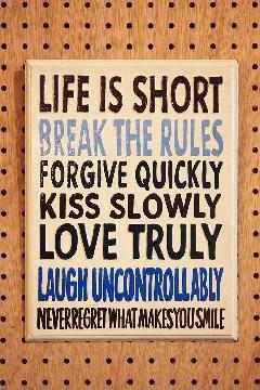 Rules Life B