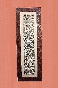 赤と黒 (アートパネル、アート絵画、ハンドメイド)