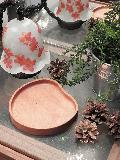 果実盆 桜盆