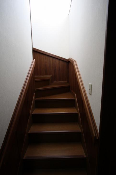 階段手すり&こし板