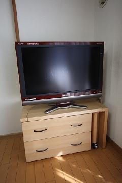 H様 TVボード