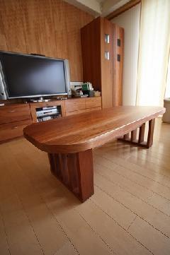 S様 センターテーブル