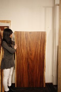 一枚板天板 (モンキーポッド)T0110
