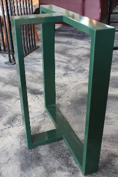1枚板テーブル用 オリジナルアイアン 調色B脚 国産L0013