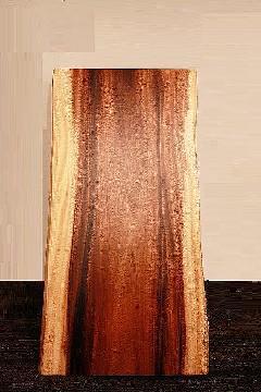 一枚板天板 (モンキーポッド)T0101