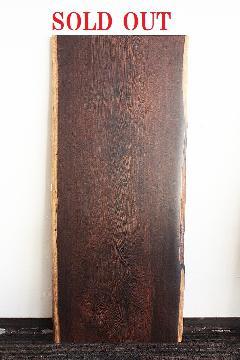一枚板天板 (ウエンジ)T0123