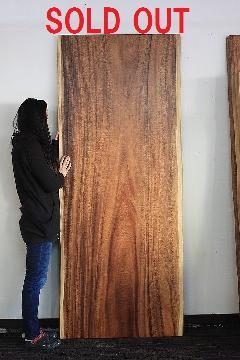 一枚板天板 (モンキーポッド)T0124