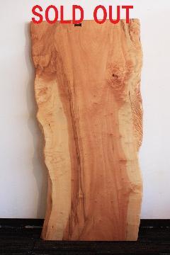 一枚板天板(栃)T0168