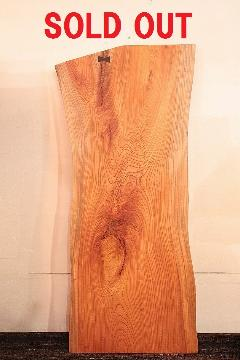 一枚板天板 (欅 ケヤキ)T0051