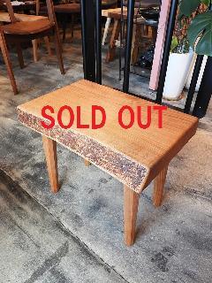 一枚板 ローテーブル (山桜)T0299U