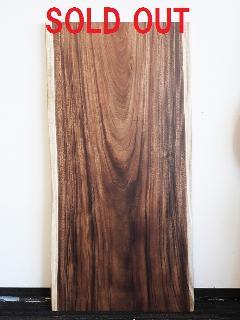 一枚板天板 (モンキーポッド)T0341
