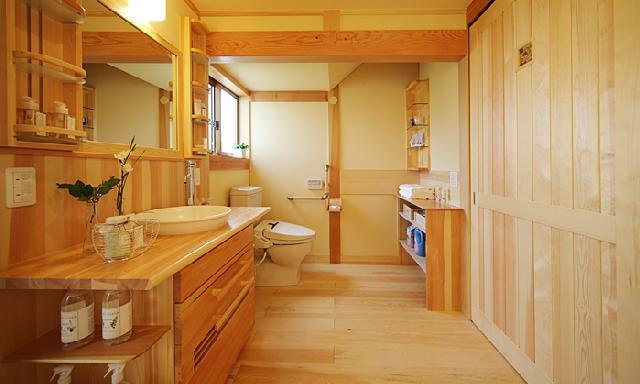 洗面所 〜 トイレ