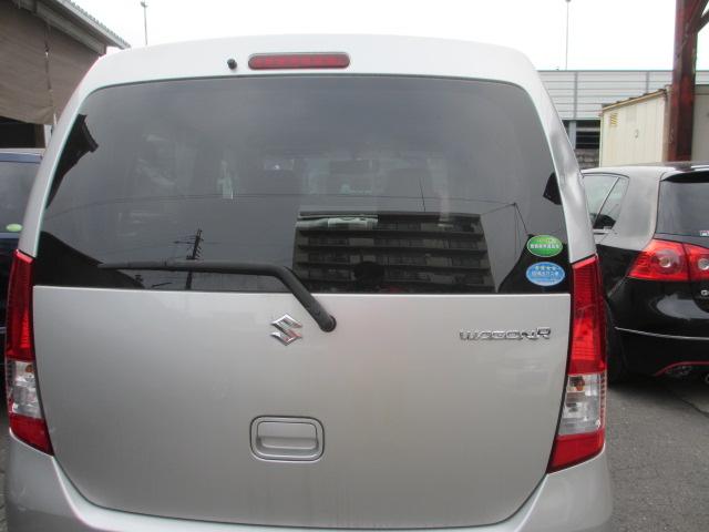 スズキ ワゴンR バックドアヘコミ修理・塗装