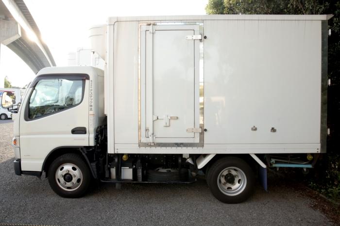 冷凍・冷蔵車 2t