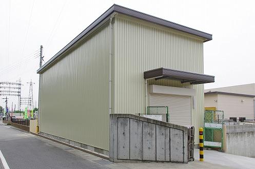 倉庫 プレハブ