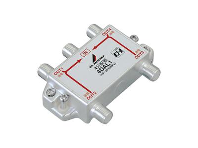全電通型分配器(2分配器、3分配器、4分配器、5分配器)