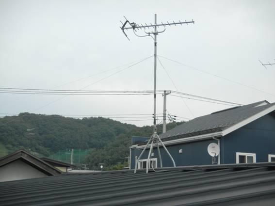屋根馬式タイプ