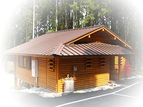 屋根塗装イメージ