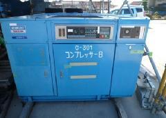 箱型コンプレッサー