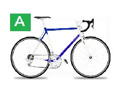 ロードバイクA