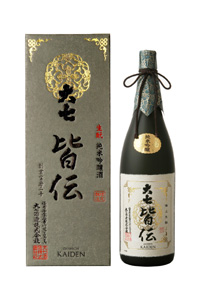 大七 皆伝 純米吟醸 1.8L