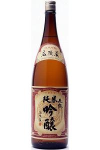 長龍 純米吟醸 1.8L