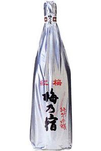 梅乃宿 純米吟醸 紅梅 1.8L