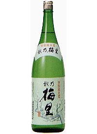 越乃梅里 特別純米酒 1.8L