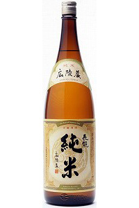 長龍 純米酒 1.8L