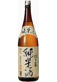 越乃柏露 純米酒 1.8L