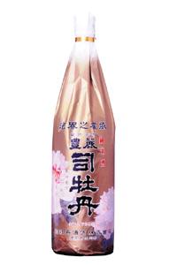 司牡丹 豊麗純米 特撰 1.8L