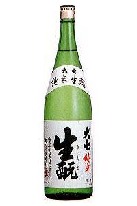 大七 純米キモト 1.8L