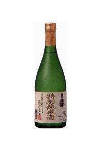 越乃柏露 特別純米酒 720ml
