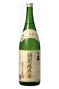 越乃柏露 特別純米酒 1.8L