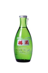 吉野杉の樽酒 銚子瓶 180ml
