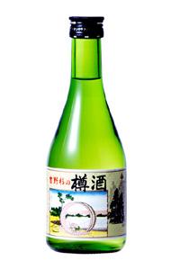 吉野杉の樽酒 300ml
