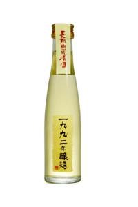 長龍 1992年醸造 長期熟成清酒 スリムビン 180ml