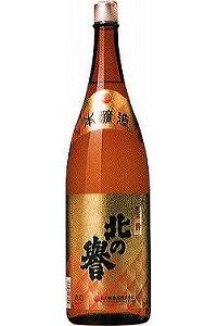 北の誉 生粋金ラベル 本醸造 1.8L