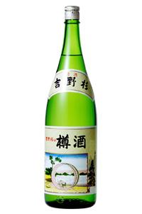 吉野杉の樽酒 1.8L