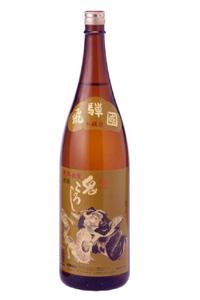 飛騨自慢 鬼ころし 本醸造 1.8L