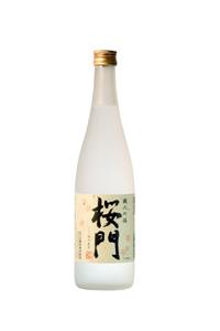桜門 芋25度 720ml