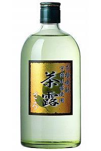 本格焼酎 茶露 緑茶20度 720ml