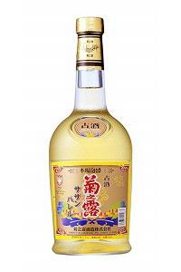 菊之露 古酒サザンバレル  泡盛25度 720ml